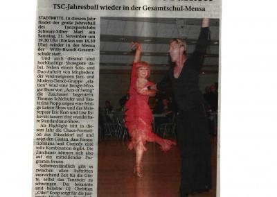 TSC Jahresball 2015