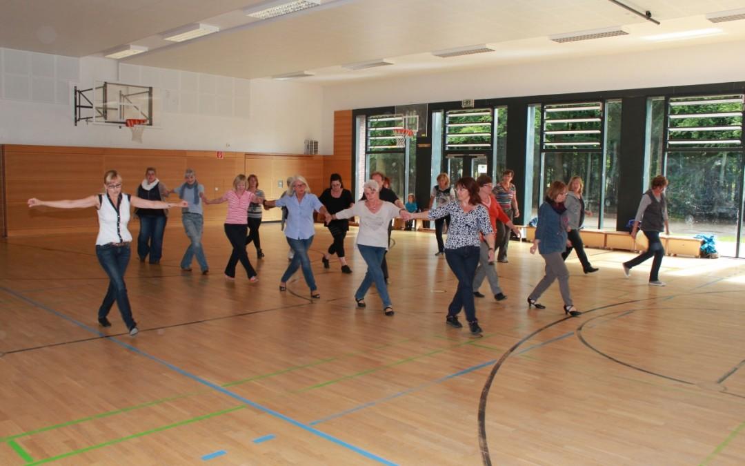 Neuer Kurs für Tanzanfänger und Line Dance Kurs beim TSC