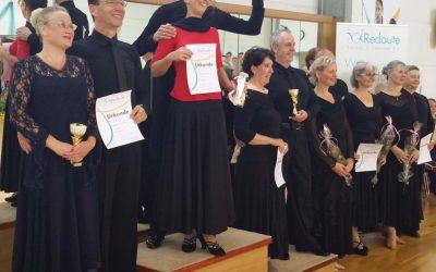 TSC-Tanzpaar erfolgreich in Koblenz