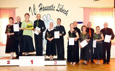TSC-Tanzpaar startet durch in die C-Klasse