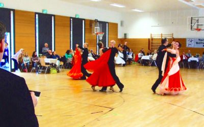 8. Marler Frühlings-Tanzturnier beim TSC Schwarz-Silber Marl e.V.
