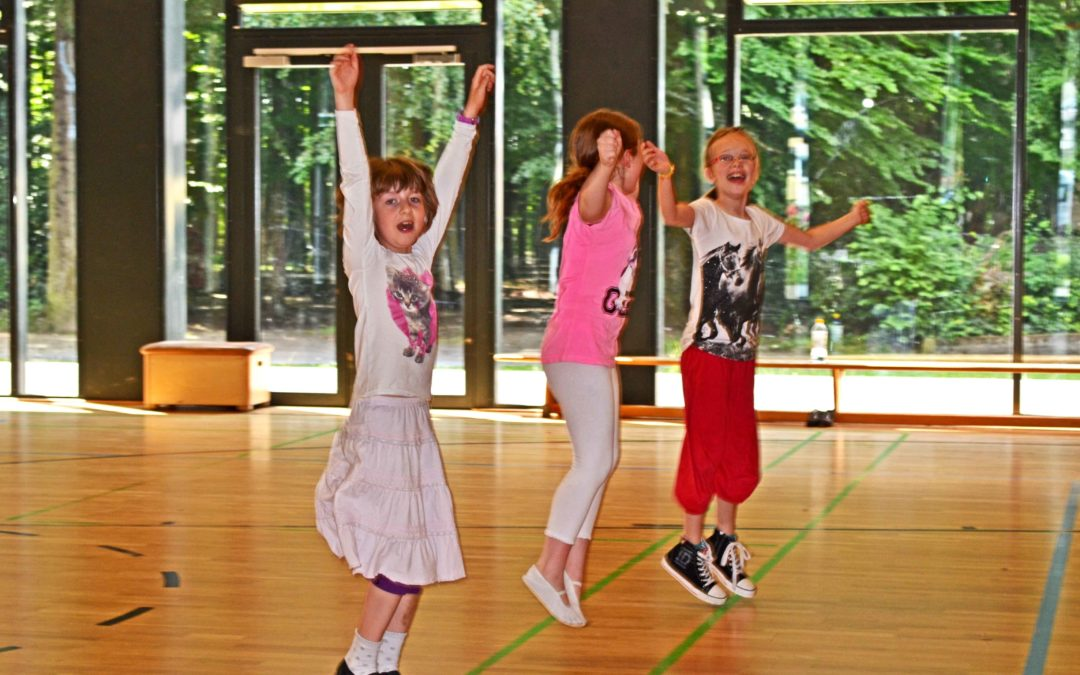 !!! Ferienspaß !!! Tanze wie ein Star!