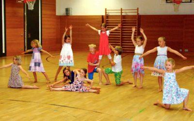 Ferienspaß 2017 – Tanze wie ein Star!