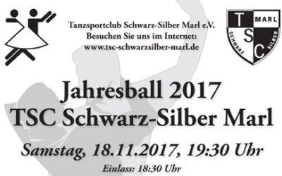 Herbstball 2017 – Kartenverkauf hat begonnen