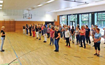 Benefiz-Tanztraining für das Klara-Hospiz