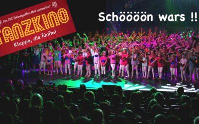 Tanzkino – Klappe, die fünfte begeistert Publikum