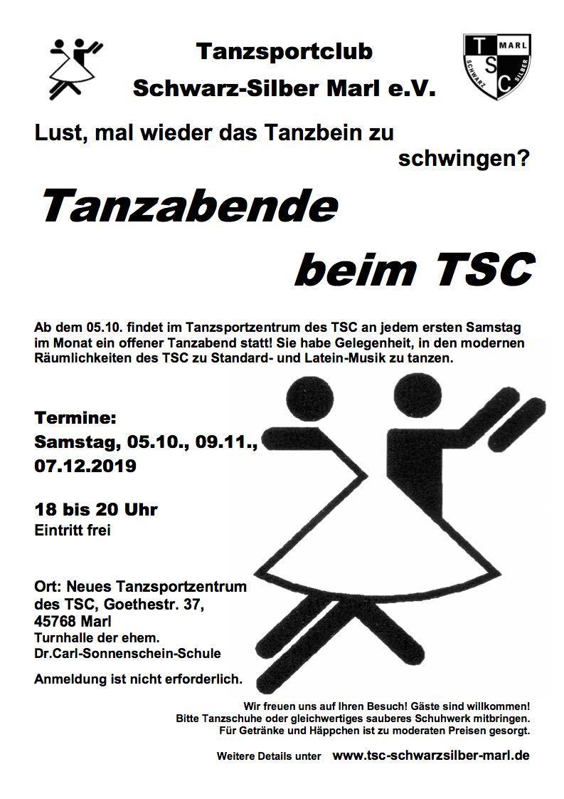 07.12.2019 - Tanzabend